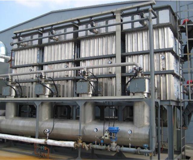 RTO蓄热燃烧设备工程