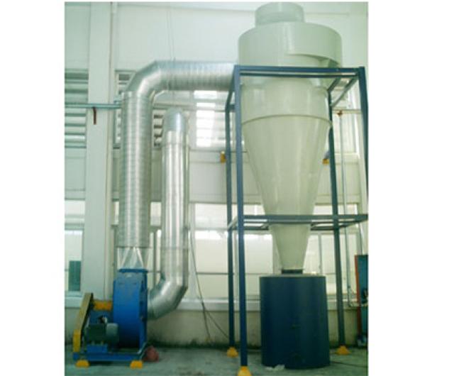 打磨废气处理工程