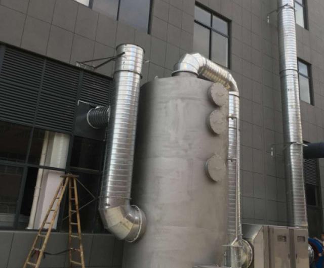 粉尘及有机废气处理工程