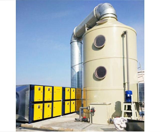 涂装行业废气处理工程